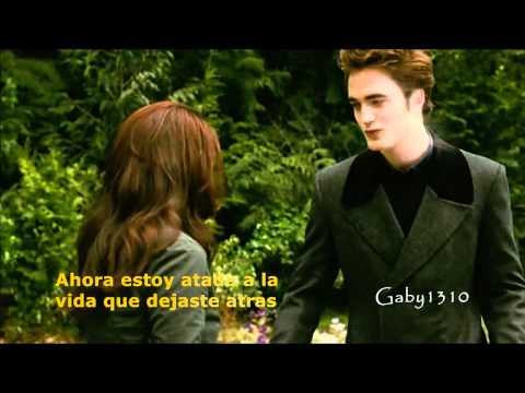 Edward y Bella - My Immortal (subtitulado)