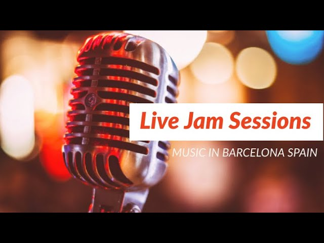 Live Music in Barcelona Spain