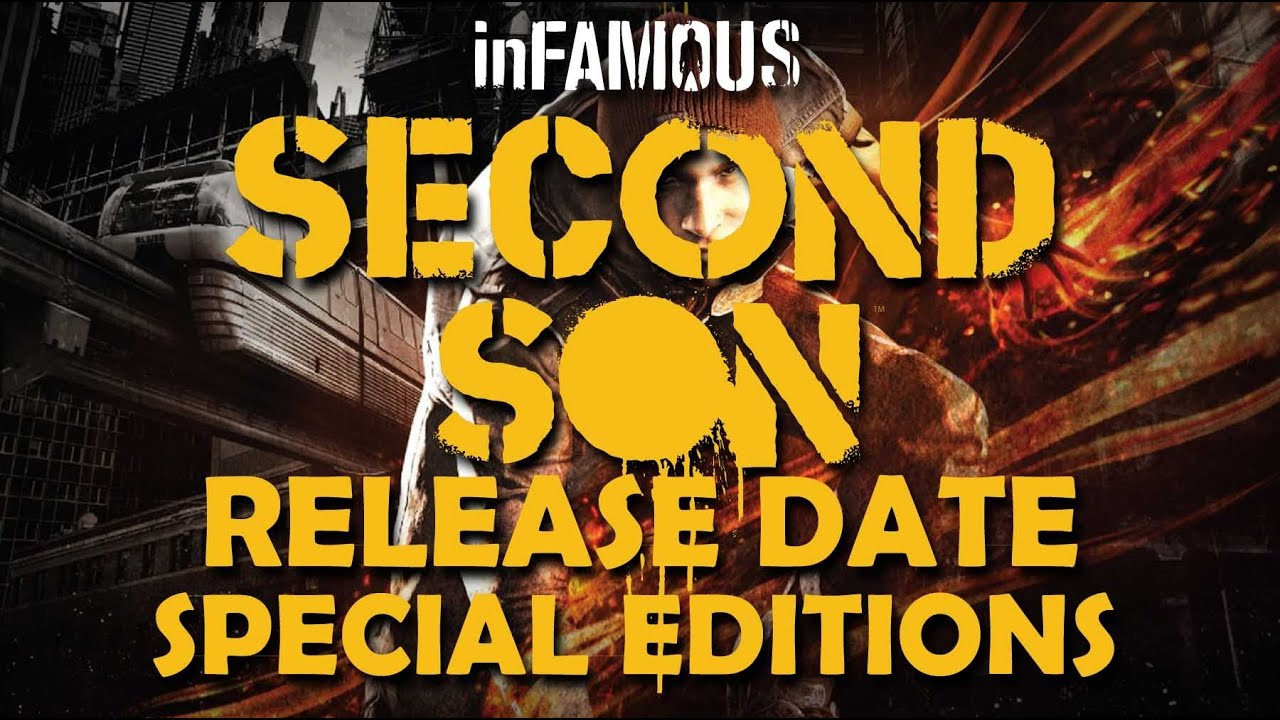 Infamous 4 release date in Perth