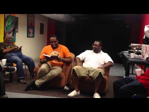 Not Black Authors, Sci-Fi Authors That Happen To Be Black| Armageddon Lecture Book Signing Party