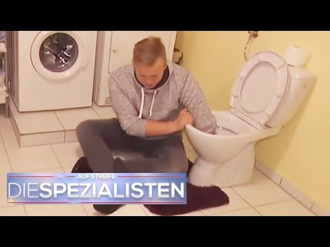 Wieso steckt Philipps Hand in der Toilette fest?   Oliver Dreier   Die Spezialisten   SAT.1 TV