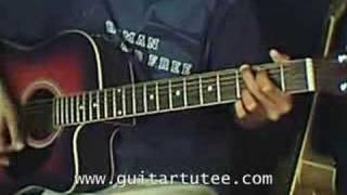 Burn (of Tina Arena, by www.guitartutee.com)