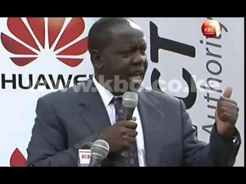 Govt Launches Phase Two Of National Optic Fibre Backbone Infrastructure