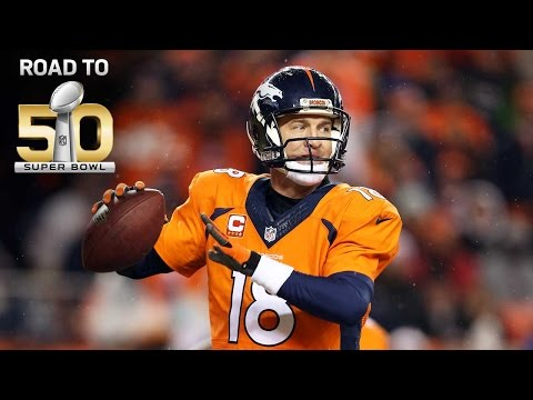 Road to Super Bowl 50: Broncos