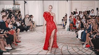 TONY WARD Highlights Haute Couture Fall 2019 Paris - Fashion Channel