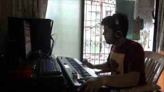 Pyaar Humein Kis Mod Pe - Rock Version (Guitar on Keyboard)