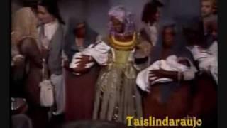 XICA DA SILVA- Xica e Violante batem boca dentro da igreja
