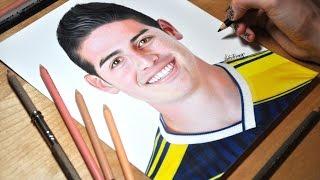 Drawing James Rodriguez