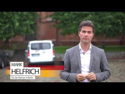Mark Helfrich, CDU - Video zur Bundestagswahl 2017
