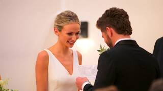 Lauren Bushnell & Chris Lane Exchanged the Sweetest Vows at Nashville Wedding | Light Cannon Films