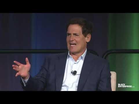 Fireside Chat The Ultimate Maverick Mark Cuban BE Entrepreneurs Summit 2018