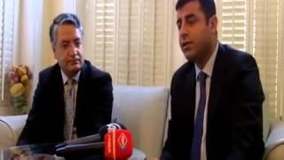 BDP Eşbaşkanı Demirtaş: 'Kürtler Düşman Değil'
