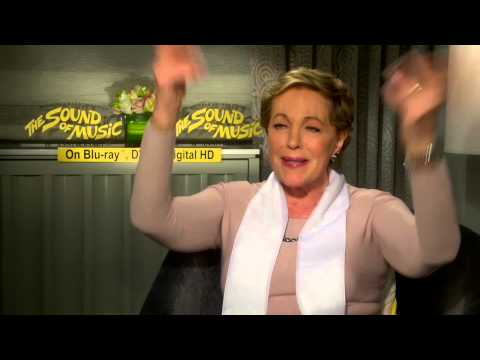 Julie Andrews Interview: Lady Gaga's Oscars Tribute