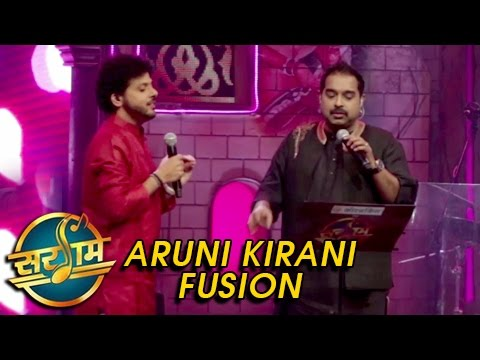 Mahesh Kale & Shankar Mahadevan Perform Aruni Kirani Song In Fusion Style   Sargam Zee Yuva