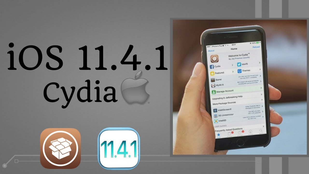 Cydia for iOS 11 4 1 [Get Cydia without jailbreaking iOS 11 4 1]