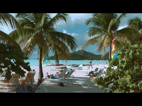 Caribbean Sea '10 - Antigua Antilles - dreamlike Jolly Beach
