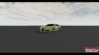 ALL MY CARS AT Full Throttle ROBLOX