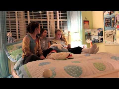 The Sleepover Homemade Scary Movie