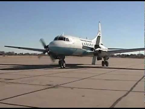 N39 Convair 580 Columbus Nebraska
