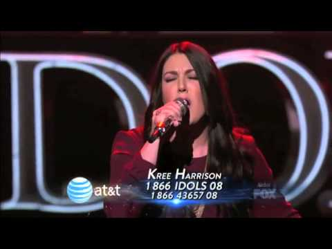 Kree Harrison - All Performances - Hollywood thru Top 10 Victory Song