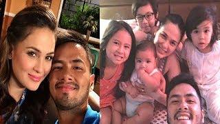 Kristine Hermosa & Oyo Boy beautiful family! Family goal talaga