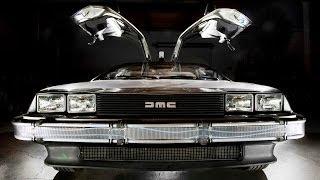 DeLorean DMC-12! Looking Back to the Future – The Downshift Ep. 77