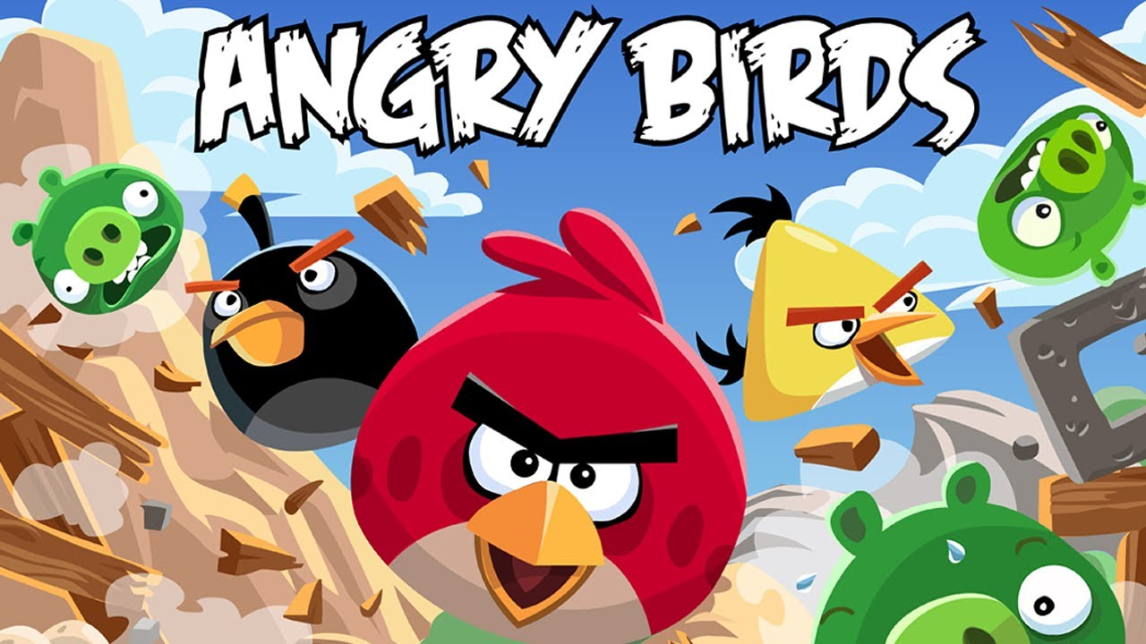 angry birds all characters - photo #23