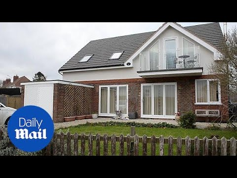 House where Andrew McIntosh killed former wife Patricia - Daily Mail