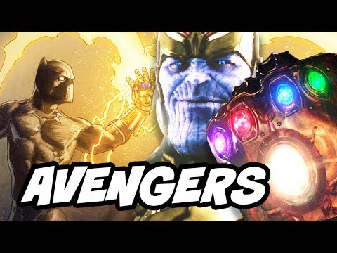 Avengers Infinity War Trailer Date and Death Predictions