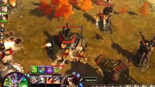 Rise of Nations:Rise of Legends Предельный уровень (2 игра)