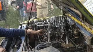 как избежать гидроудар? Если всё таки мотор хлебнул воды. Daihatsu Feroza утопили мотор что делать?