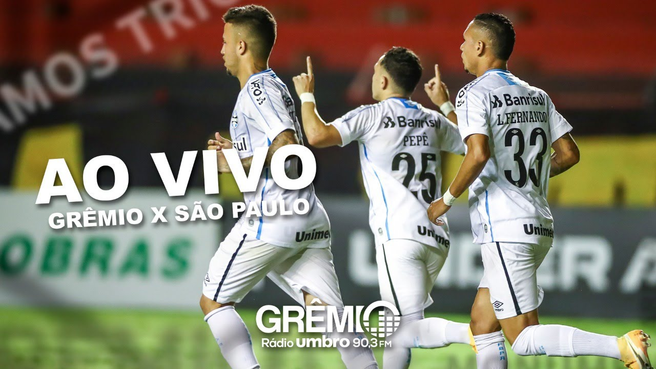 Ao Vivo 360º Gremio X Sao Paulo Copa Do Brasil 2020 L Gremiotv Youtube