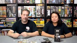 Unboxing of Han Solo Commander Expansion for Star Wars Legion