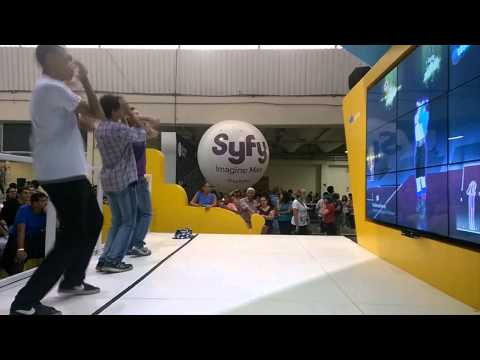 Just Dance 2015 Bad Romance Extreme - Campus Party 2015