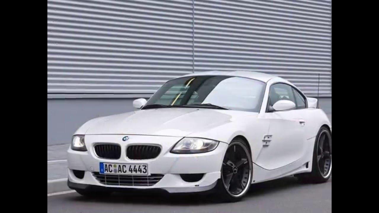 AC Schnitzer BMW Z M Coupe YouTube - 2007 bmw z4 m