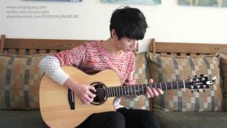 Repeat youtube video (Michael Jackson) Thriller - Sungha Jung