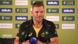 Finch switches focus as Aussies prepare for Pakistan challenge