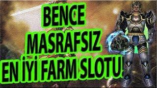 KNİGHT ONLİNE - MASRAFSIZ FARM SLOTU MU BAKMIŞTINIZ?