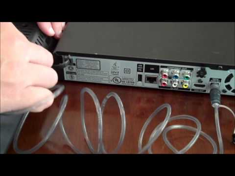 How to connect Sound Bar to TV, Blu-Ray Player, DVD Player, & Cable Box | Samsung HW-H450 Sound Bar from YouTube · Duration:  8 minutes 16 seconds