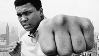 Mike Brown Was Scary As Muhammad Ali