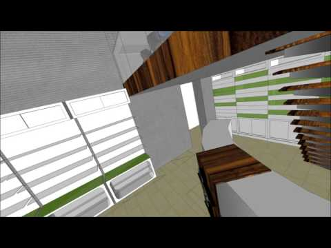 Pharmacy design sketchup