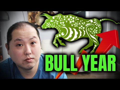 BITCOIN AND ALTCOIN HOLDERS!!!! YEAR OF THE BULL IS HERE!!!