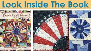 Look Inside Embroidery & Patchwork Revisited