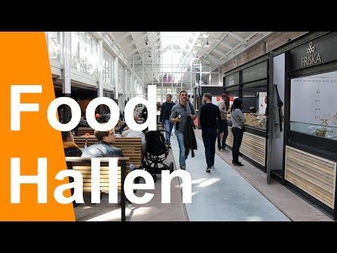 Amsterdam Food - Food Hall Foodhallen