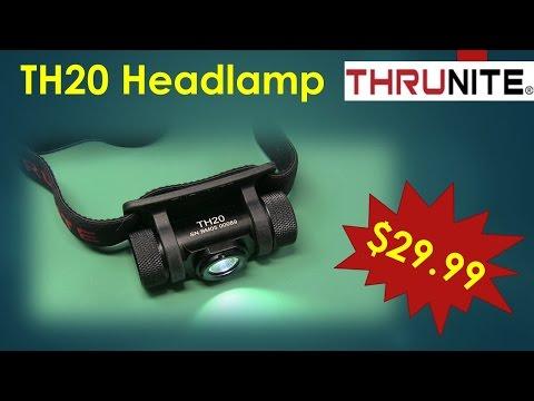 Thrunite TH20 Headlamp