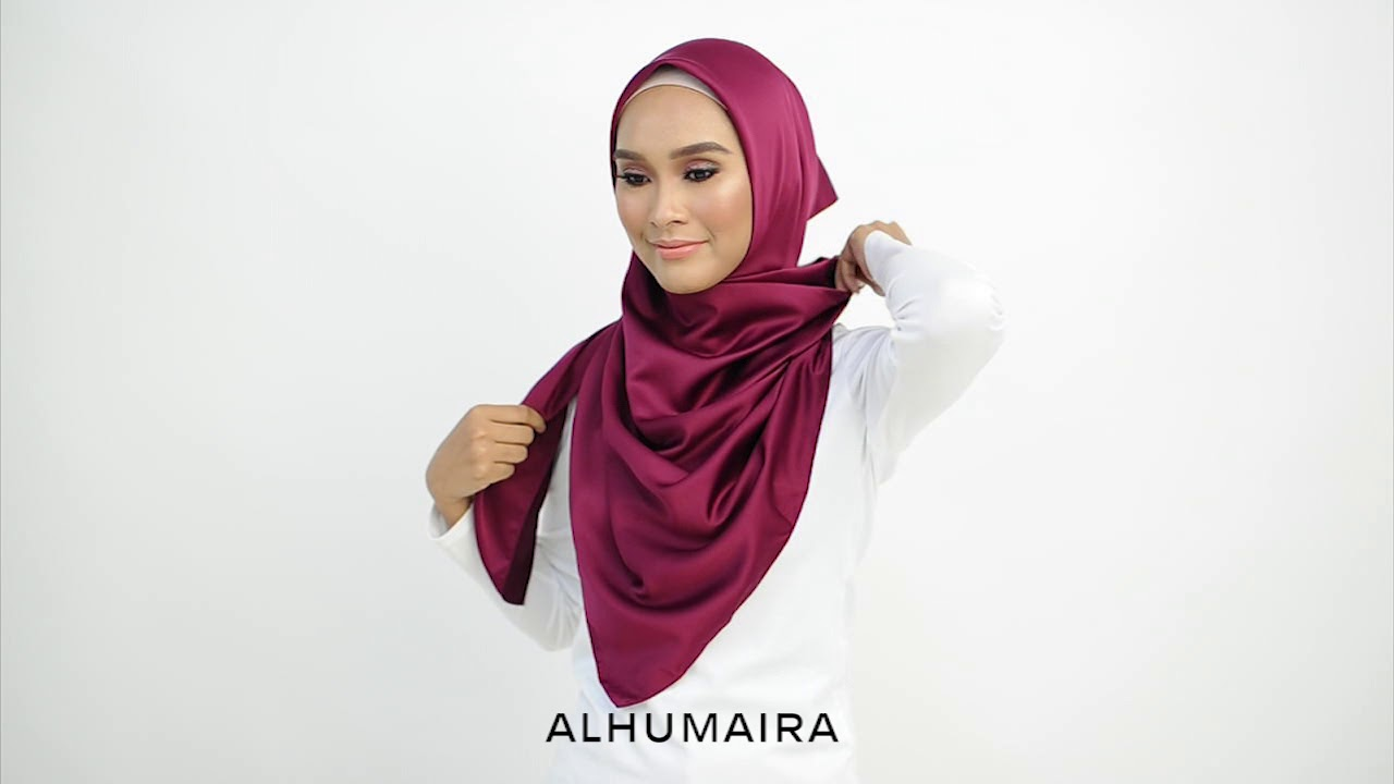 Suri shawl styling tutorial by al-humaira contemporary youtube.