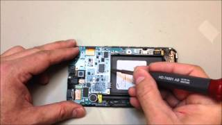 Galaxy Note i717 Sim card reader replacement