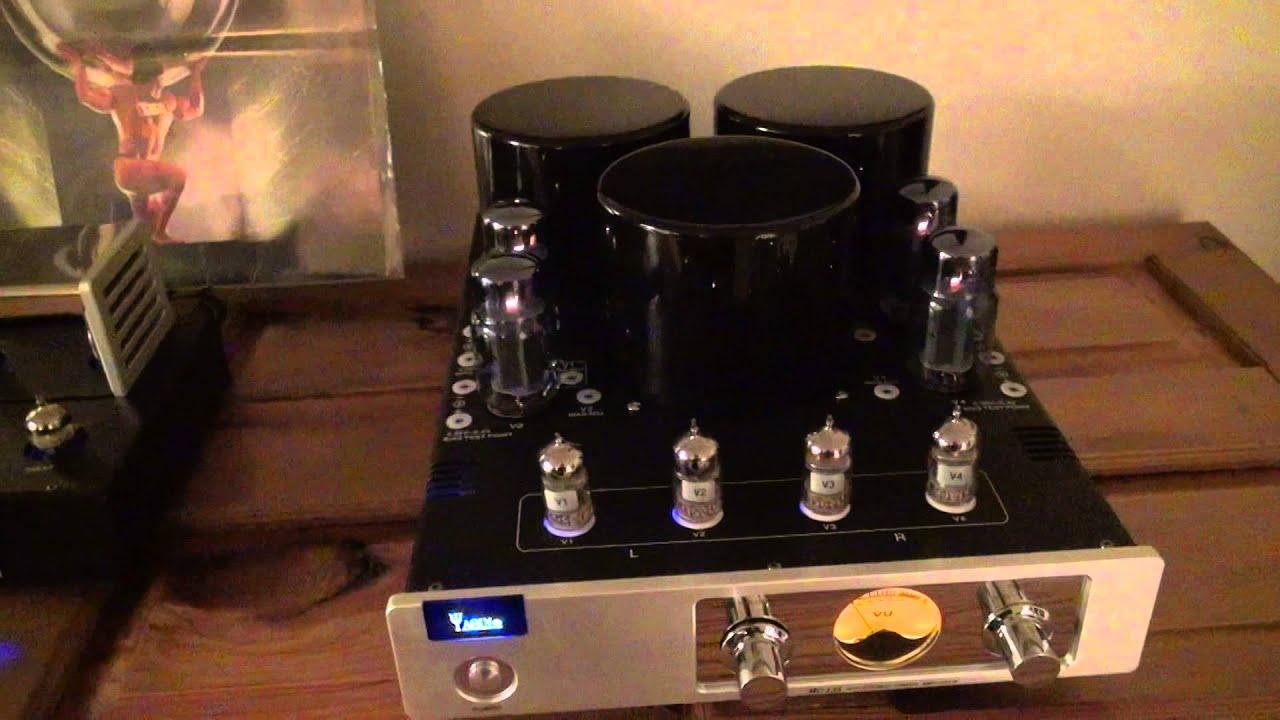 Marantz Speakers Tube Amp Pro Ject Turntable
