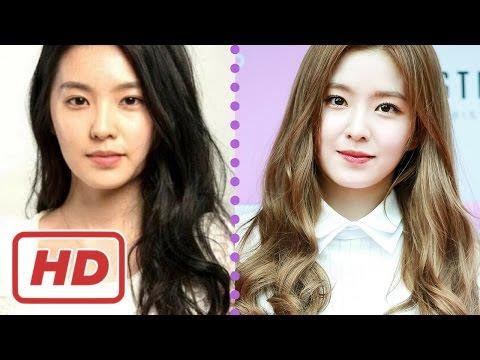 Red Velvet Without Makeup Vs With Makeup Love Youtube