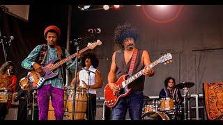 LOS AMIGOS - SANTANA TRIBUTE - Woodstock Medley - 50TH Anniversary